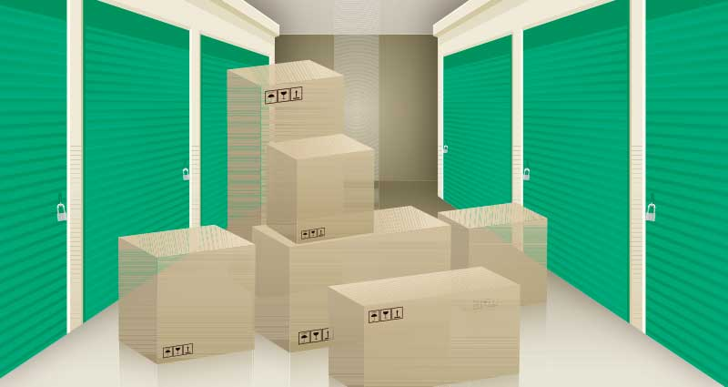 Why removals companies are a better solution for storage